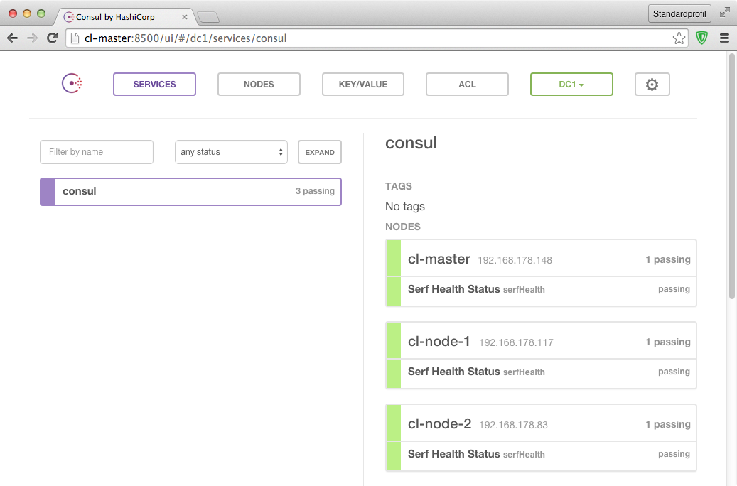 Introducing hypriot cluster lab docker clustering as easy for Docker consul cluster