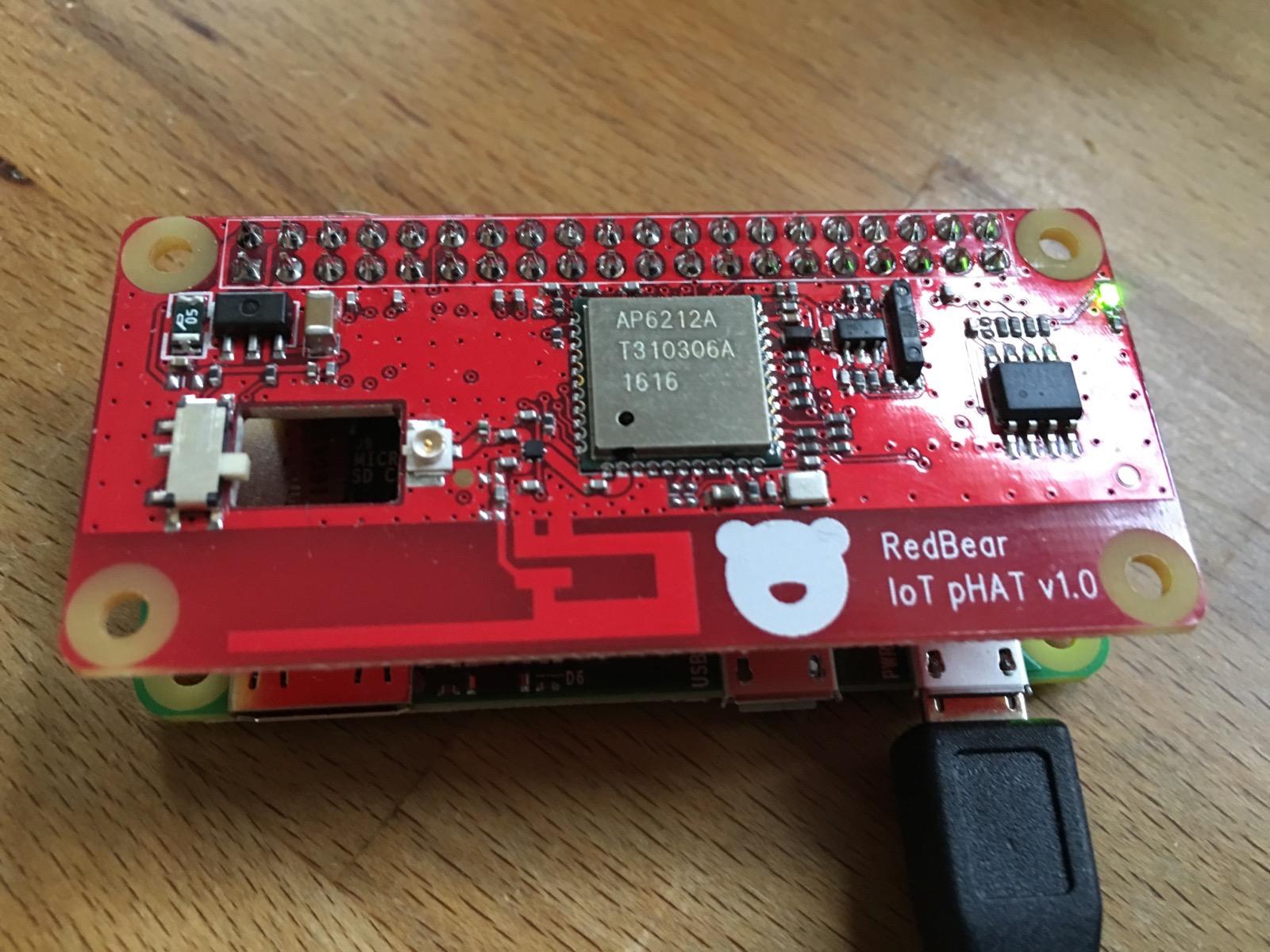 Deploying an IoT Swarm with Docker Machine · Docker Pirates ARMed