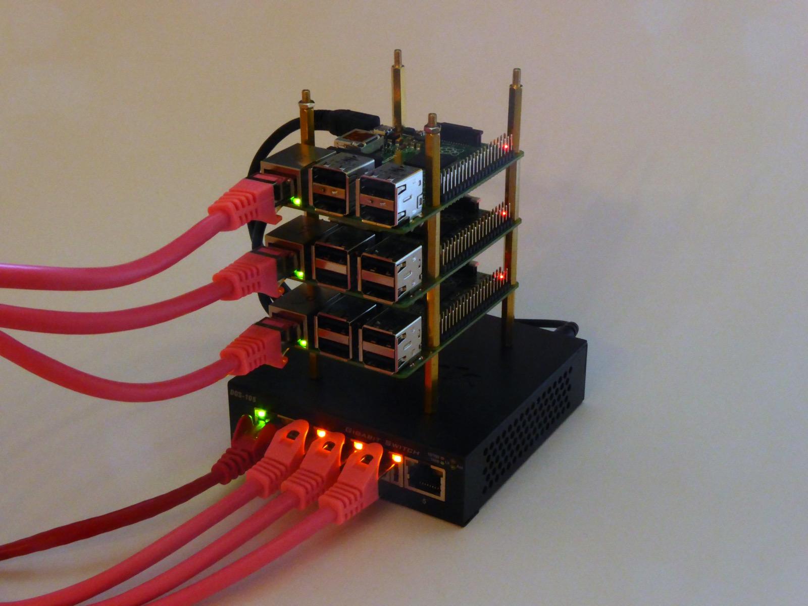 Let Docker Swarm all over your Raspberry Pi Cluster · Docker Pirates