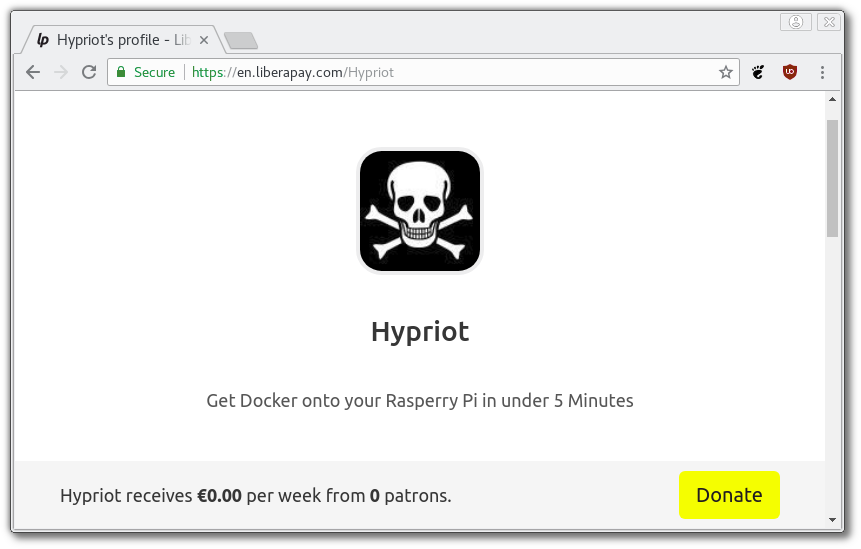 Docker Pirates ARMed with explosive stuff · Docker Pirates