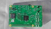 Pi 2 backside