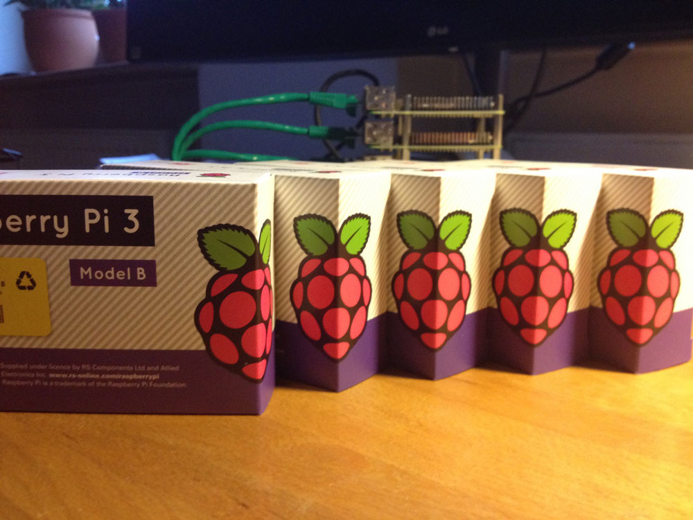 How to setup a Docker Swarm cluster with Raspberry Pi's
