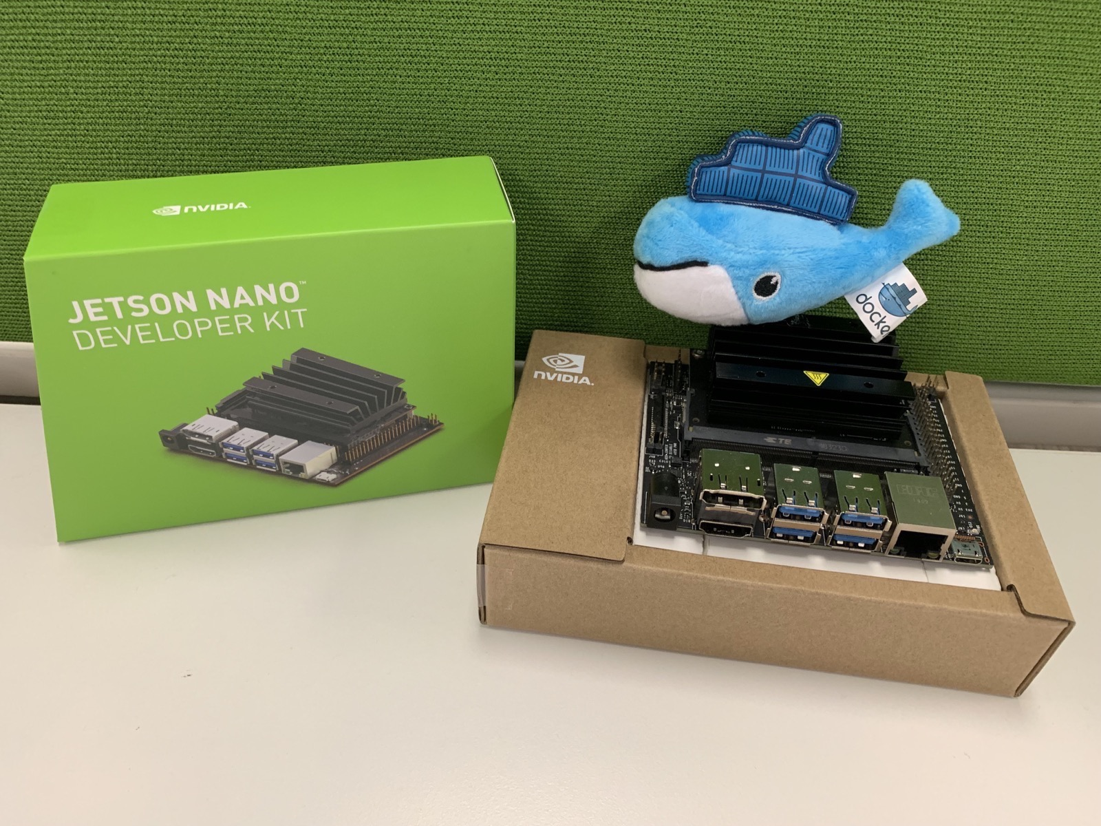 NVIDIA Jetson Nano - Docker optimized Linux Kernel · Docker