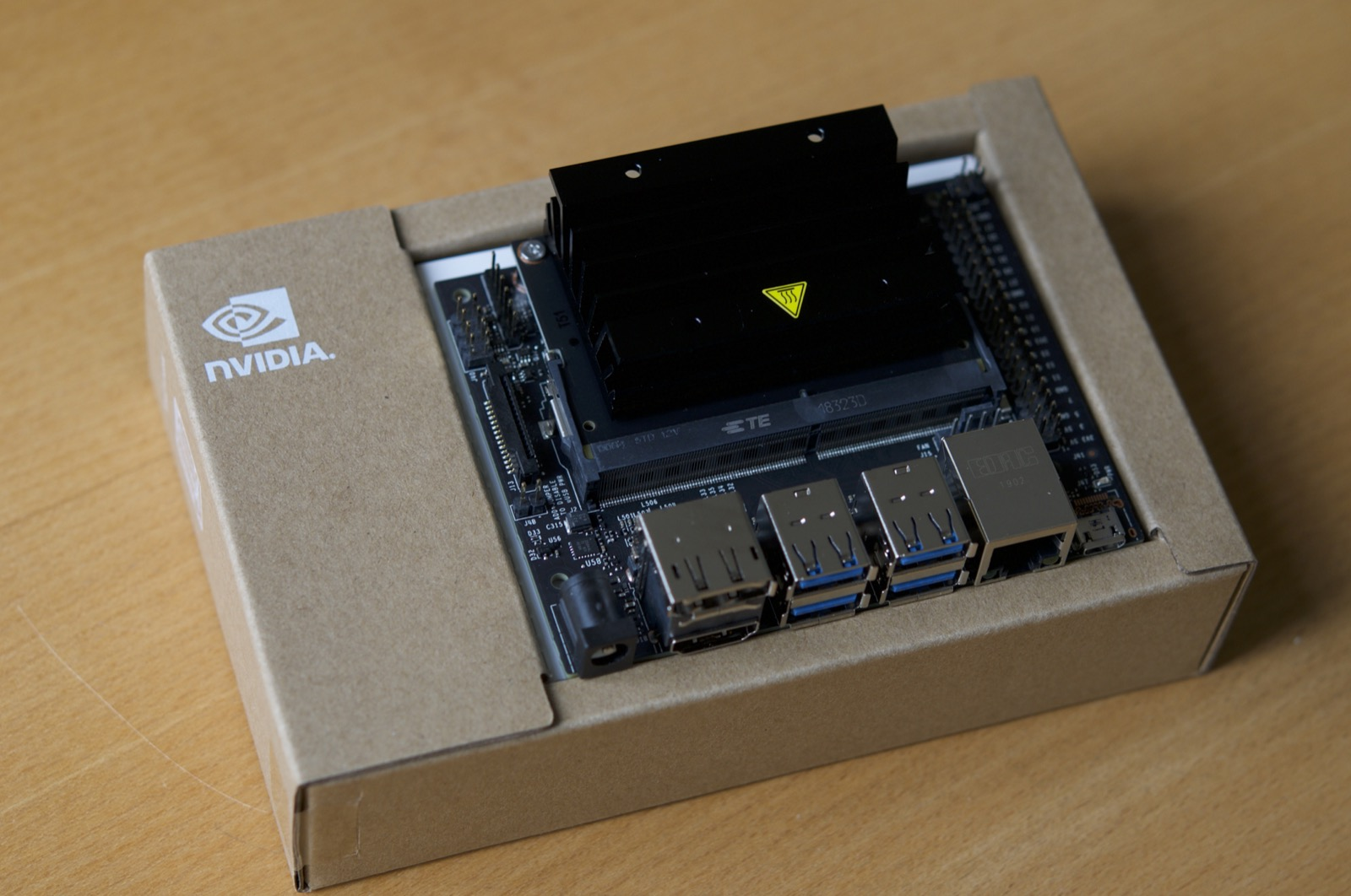 NVIDIA Jetson Nano Developer Kit - Introduction · Docker Pirates