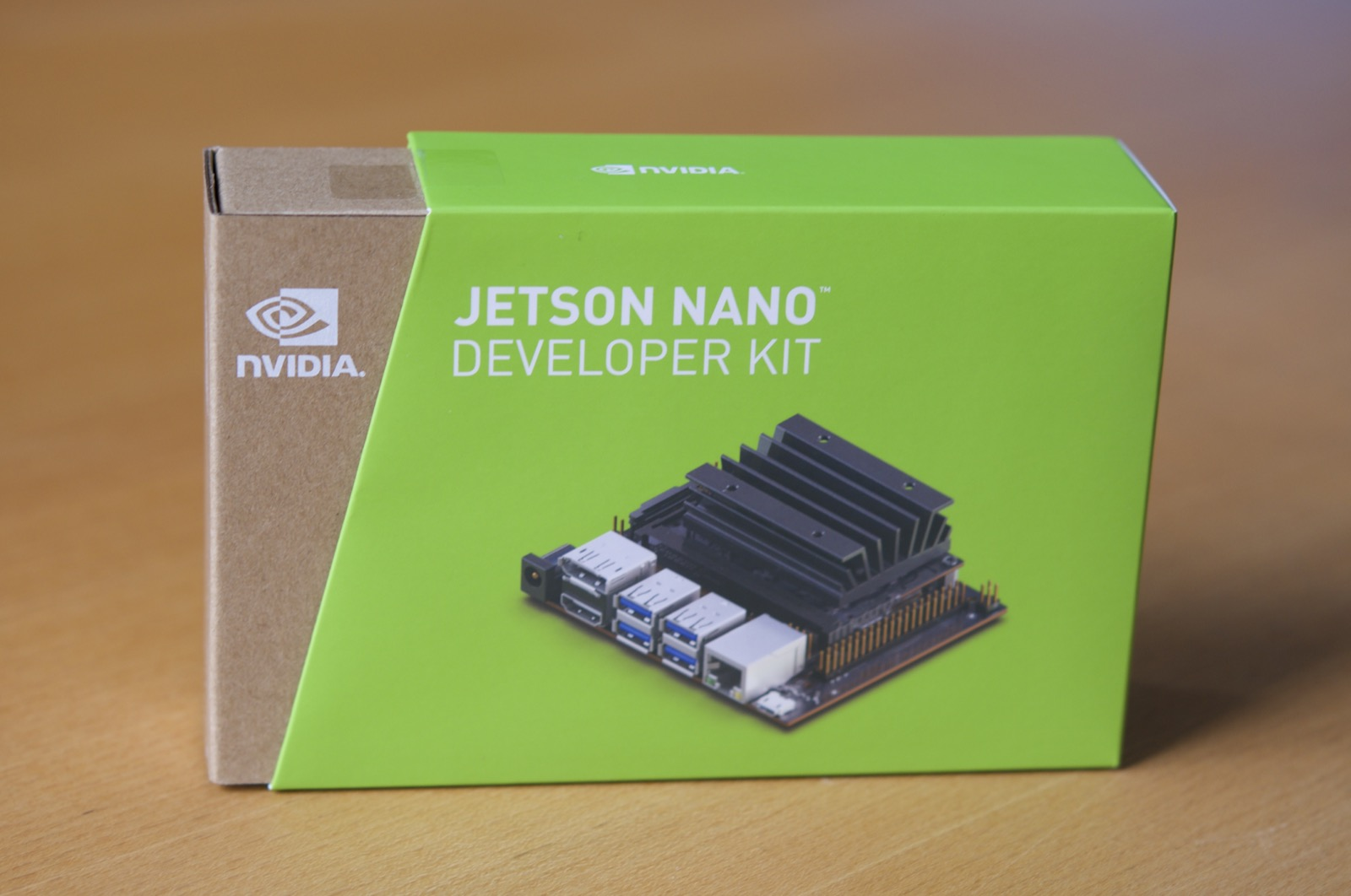 Nvidia Jetson Nano Developer Kit Introduction 183 Docker