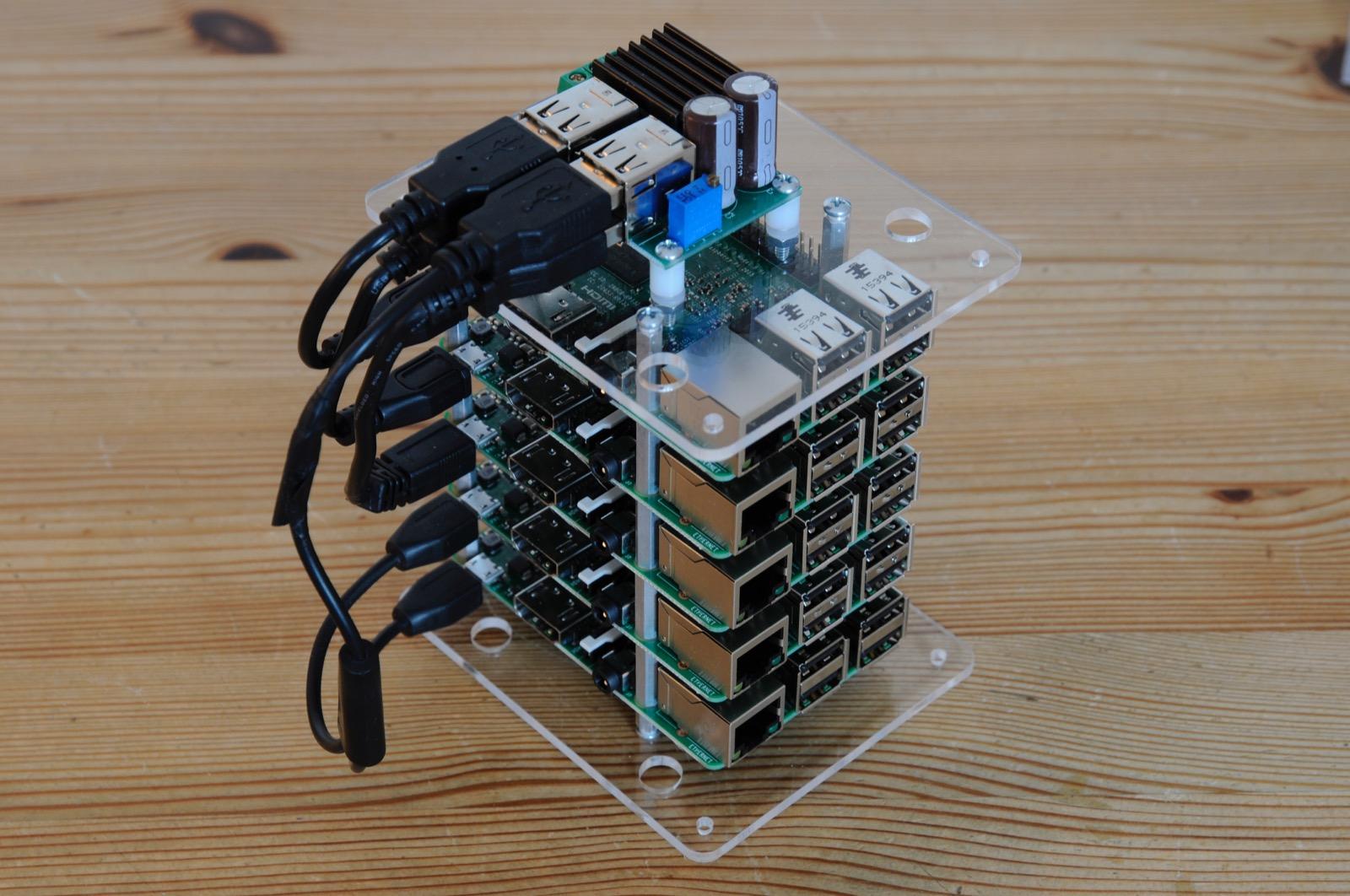 Let's build a PicoCluster for Docker Swarm · Docker Pirates